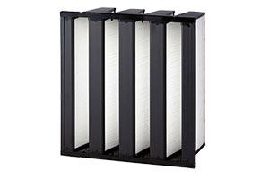 Компактный фильтр W-типа