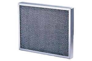 Панельный металлический фильтр